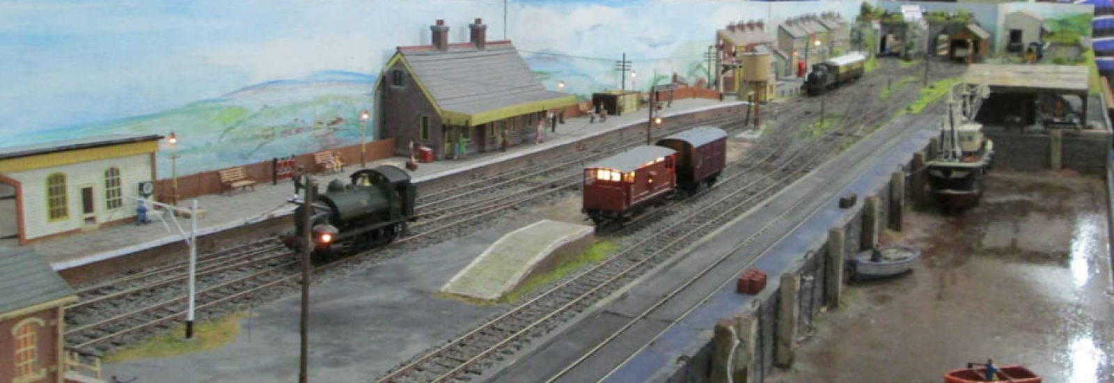 Burnham & District Model Railway Club